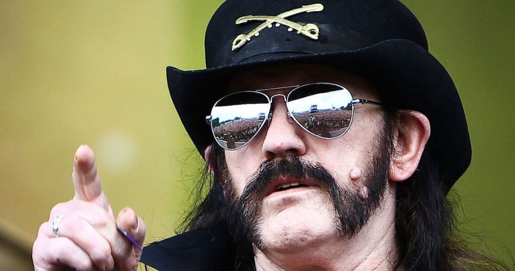 Lemmy solo album