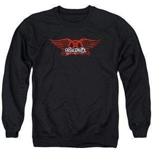 Aerosmith - Mens Winged Logo Sweater
