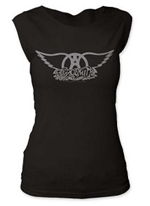 Aerosmith - Womens Logo Women'S Cut T-Shirt