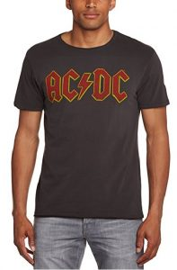 Amplified Mens ACDC Logo