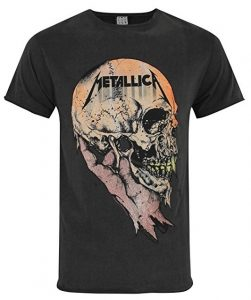 Amplified Metallica Sad But True Men's T-Shirt