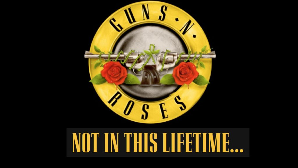 Guns N Roses London Support
