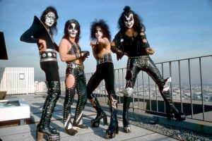 KISS Peter Criss retiring