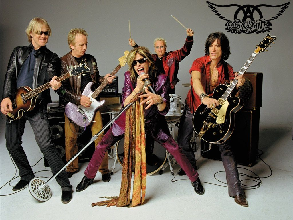 New Aerosmith album