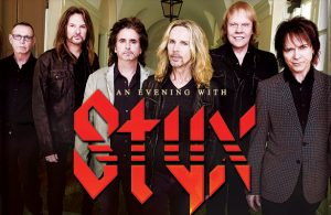 New STYX album