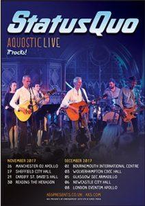 Status Quo Tour 2017