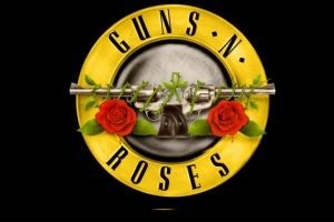 Guns and Roses T shirts