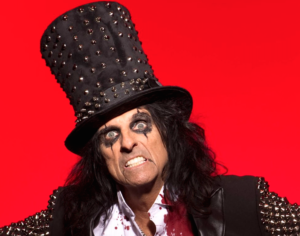 New Alice Cooper album