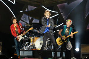 Rolling Stones live in the UK
