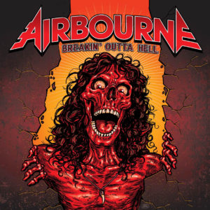 New Airbourne tour dates