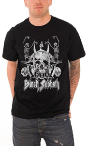 Black Sabbath 'Dancing' T-Shirt