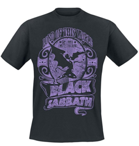 Black Sabbath Lord Of This World T-Shirt black
