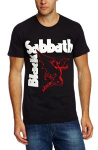 Bravado Black Sabbath - Creature Men's T-Shirt