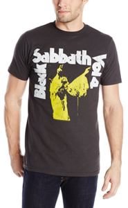 Bravado Men's Black Sabbath Vol. 4 T Shirt