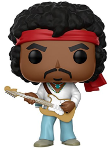 FUNKO POP! 14352 Rocks Jimi Hendrix Woodstock Figure