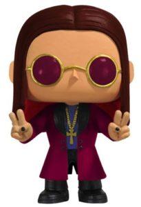 Funko - Figurine Ozzy Osbourne Pop 10cm