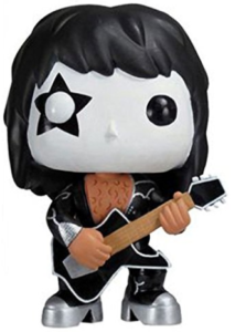 KISS The Starchild Vinyl Figure