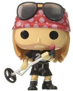 Rocks 10688 POP! Vinyl GN'R Axl Rose Figure