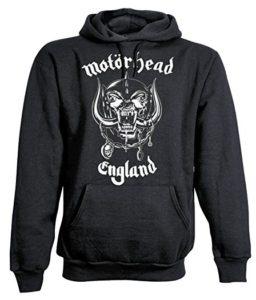 Motorhead Men England Hoodie