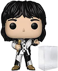 Roll over image to zoom in Pop Rocks: The Struts - Luke Spiller Pop! Vinyl Figure (Includes Compatible Pop Box Protector Case)