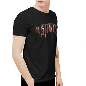 BowersJ The Struts Men's T Shirts Black
