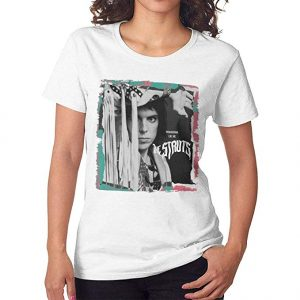 The Struts Primadonna Like Me Women Short Sleeves Shirt White