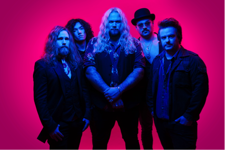 Inglorious announce rescheduled UK 2021 tour dates
