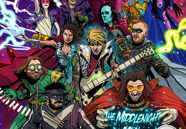 Issue 1 - An Interview with The Middlenight Men