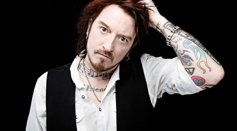21st Century Love Songs an Interview with Ginger Wildheart