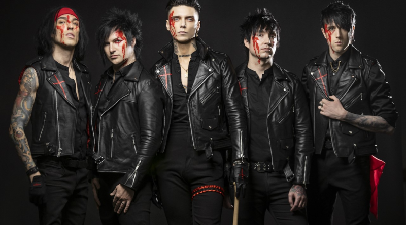 Black Veil Brides to release a new album. The Phantom Tomorrow will be out on June the 4th