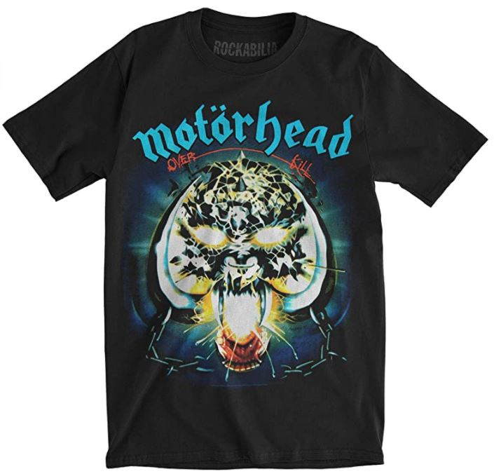 Motörhead's No Sleep 'til Hammersmith gets an anniversary expansion - Plus see a previously unrealised live version of The Hammer...