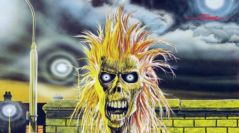 What's the best Iron Maiden album of all time