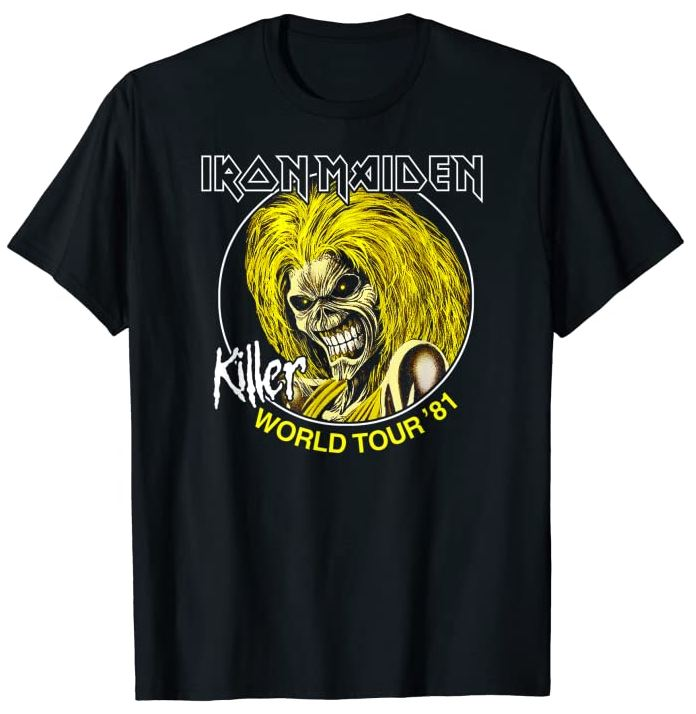 What's the best Iron Maiden album of all time d