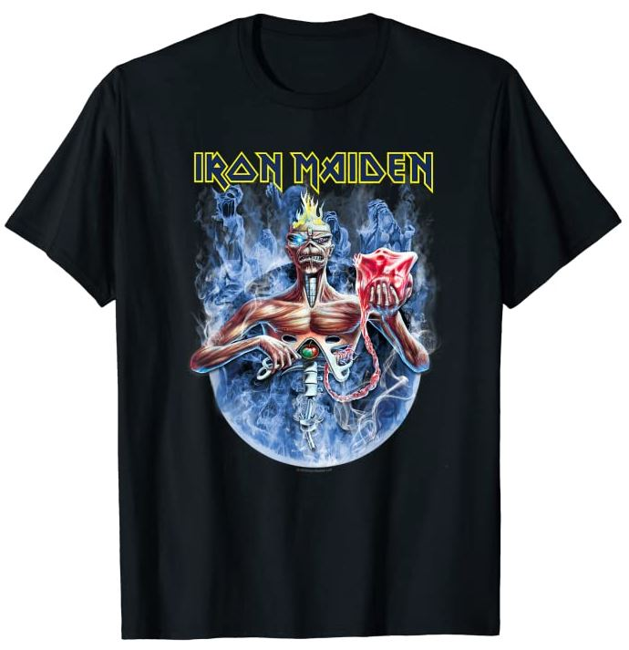 What's the best Iron Maiden album of all time gt