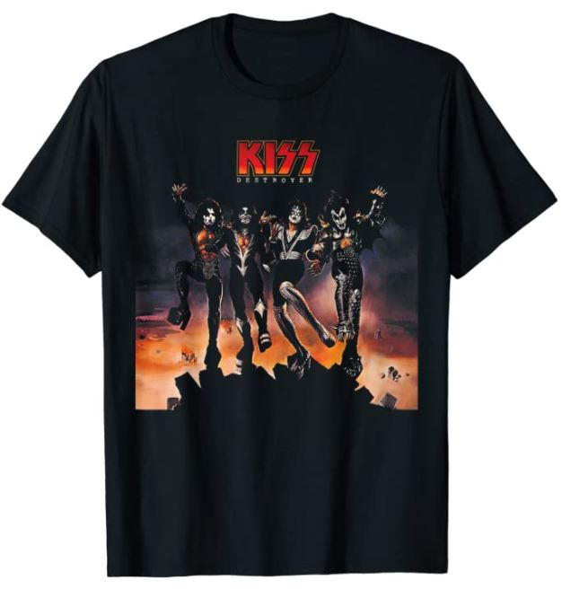 What's the best KISS album of all time. Cast your vote...
