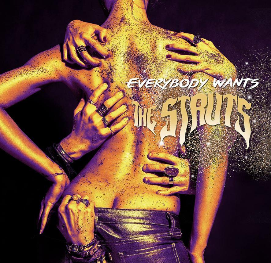 An interview with Adam Slack, Lead Guitarist of U.K. Glam Rock sensation The Struts..
