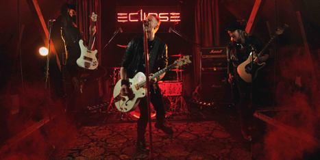 Eclipse Release a new single - See the video for Saturday Night Hallelujah.
