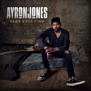Take your time a new lyric video from Ayron Jones.