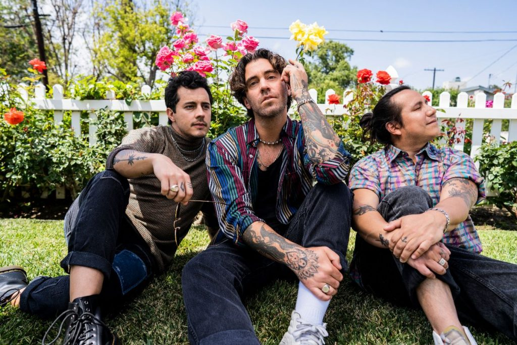American Authors release a new single 'Nice and Easy' 1
