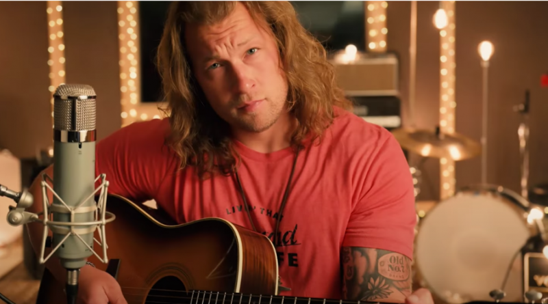Cory Marks releases a video for 'Blame it on the double' Country mix.