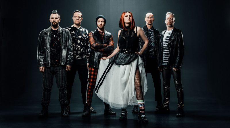 Within Temptation release new video for 'Shed My Skin'