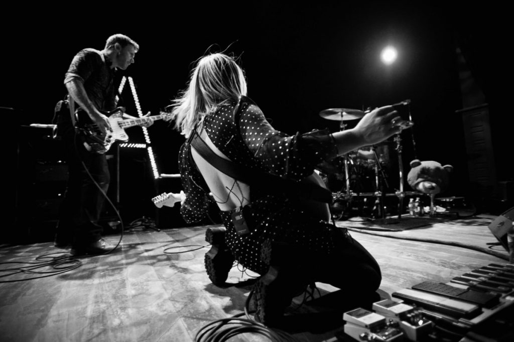 The Joy Formidable release a new album 'Into The Blue' on the 20th Aug.