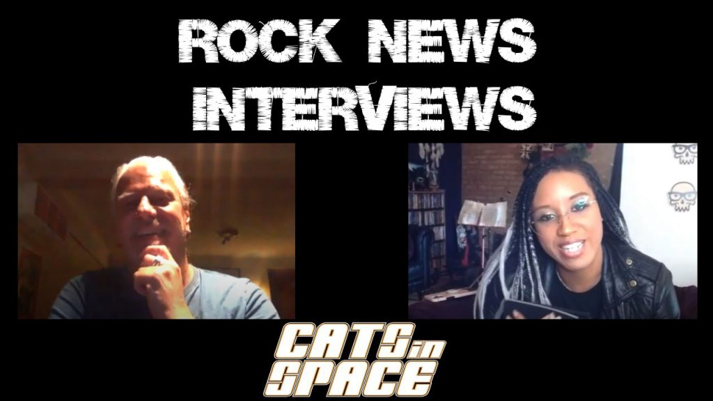 Cats in Space Interview – Roctavia chats with Greg Hart.