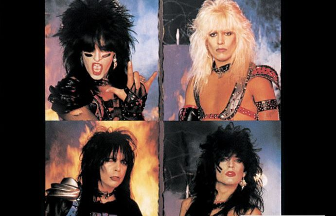 Mötley Crüe release a remaster of their iconic album Shout At The Devil. 2