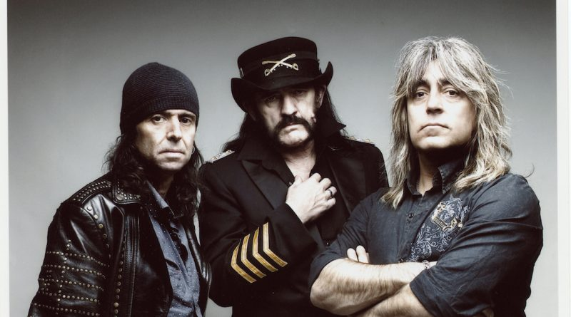 Motörhead announce 'Everything Louder Forever' collection out in October.