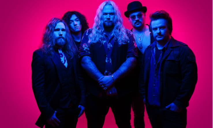 Inglorious announce rescheduled UK 2021 tour dates