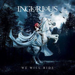 """Inglorious announce a UK Tour to coincide with the release of the upcoming  covers album """"Heroine""""."""