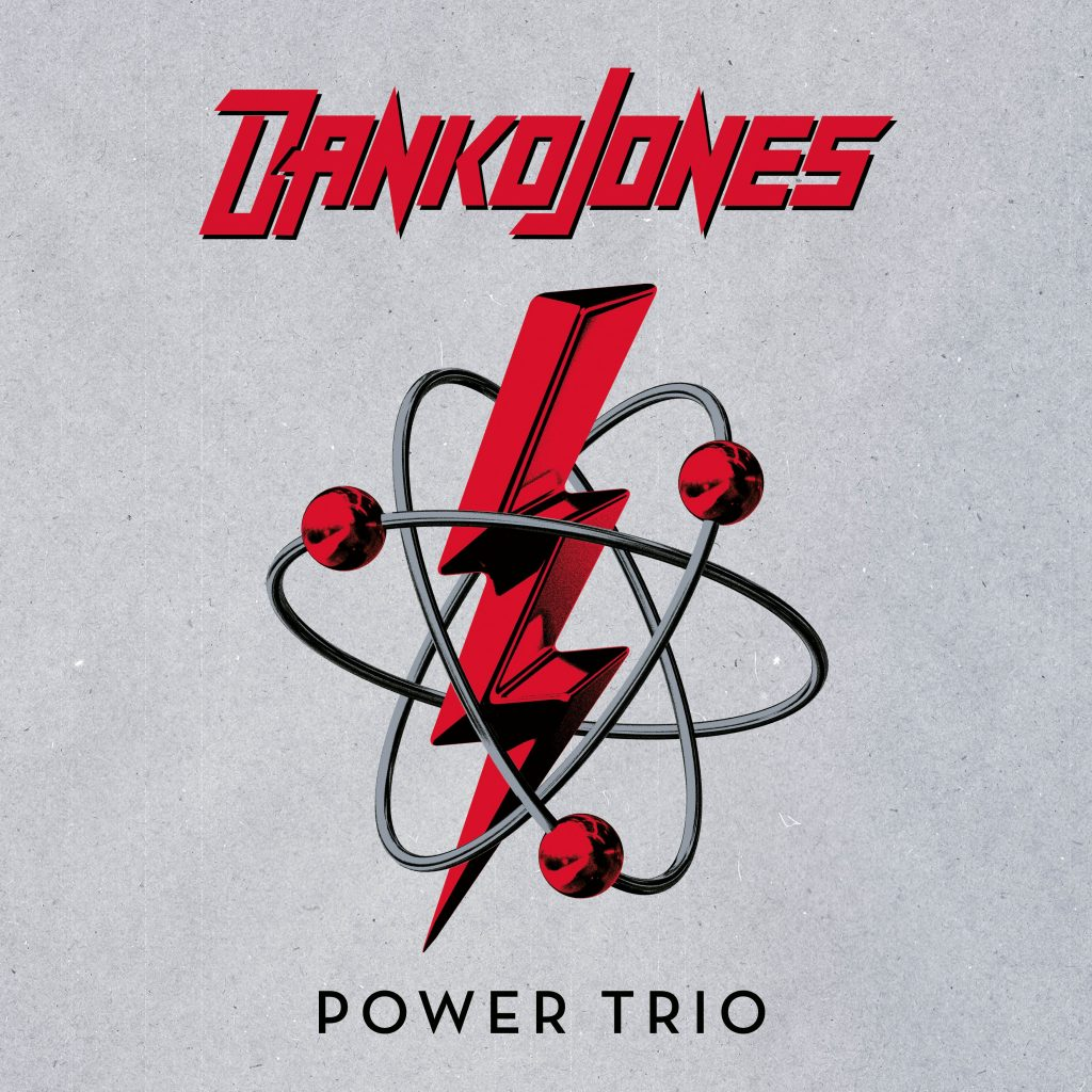 Power Trio the new album by Danko Jones is out today along with a new single 'Ship Of Lies'