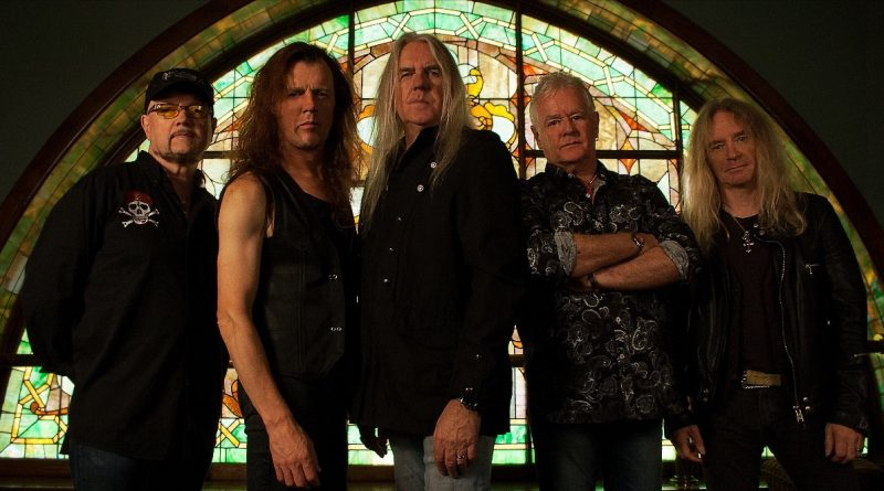 Saxon realise a Beatles cover of Paperback writer