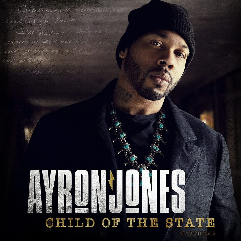 Ayron Jones drops a new video for 'Supercharged'.